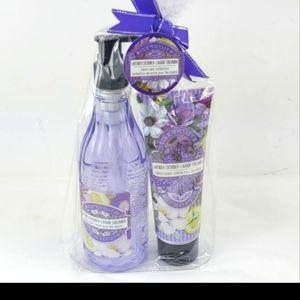 Lavender-Cucumber gift set